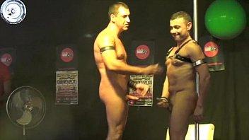 Gay bar show Ficeb 2011 gays show