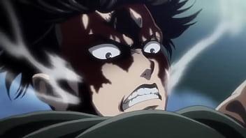 Levi comendo o cu do Titã bestial