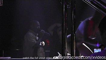 real amateur strip contest at an iowa strip club called woodys 16 min