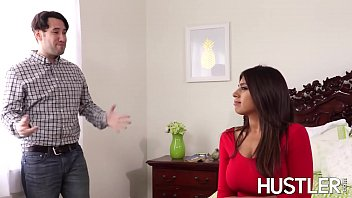 Hustler backgrounds - Super hot stepsis ella knox bent over and banged hard
