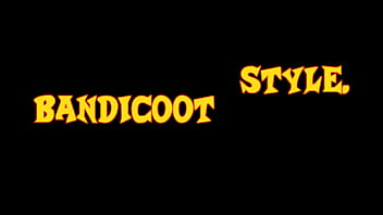 bandicoot style.