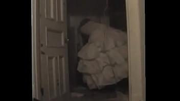 Dana Dal Bo disoriented whore trapped in closet