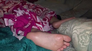 Sleeping cousin Soles Licked part 2 thumbnail