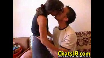 Madura coje con joven amante que verga bien