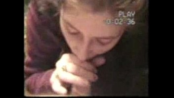 90'_s camcorder homemade sucking - Blowjobs