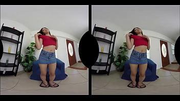 3000girls.com Ultra 4K VR native american porn NDNgirls ft. Zaya Cassidy