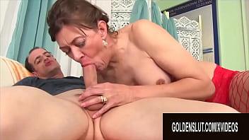 Golden Slut - Grannies Putting Their Lips to Work Compilation