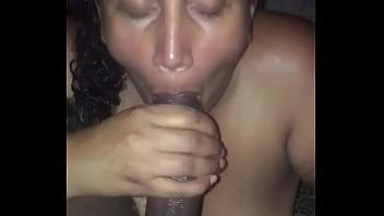 big titt big butt latina swallows the bbc sloppy