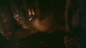 Worm Sex Scene From The Movie Galaxy Of Terror : The giant worm loved and impregnated the female officer of the spaceship.
