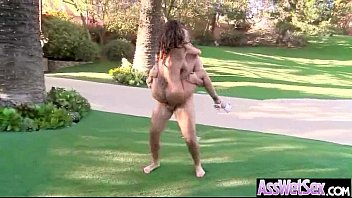 Anal Sex Tape With Oiled Big Butt Luscious Girl (ava addams) clip-07
