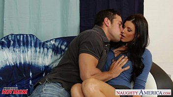 India milf sucking dick Hot mom india summer gets pussy fucked and nailed