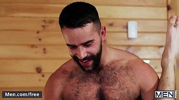 Hunk gay men sex - Men.com - the huntsman part 3