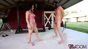 FemDom Goddess Loves To Inflict Punishment 5 min