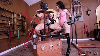 Whipping fetish Femdom goddess loves to inflict punishment