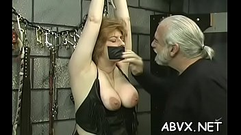 Free extreme fetish site Needy butt playgirl spanked and roughly stimulated in bondage scenes