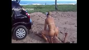 metendo.na.praia.corno.gravou