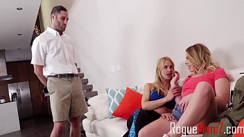 Horny Mom Steals Son's Girlfriend- Aubrey Sinclair & Sarah Vandella