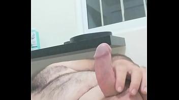 Masturbandome bien caliente