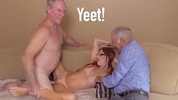 Streaming Video BLUE PILL MEN - Petite Australian Teen Shares Her Pussy With Horny Old Men - XLXX.video