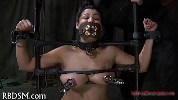 Boys being spanked video - Gagged playgirl acquires lusty torturing