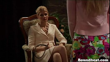 Enslaved Justice Business Woman Mistress Watches Slaves