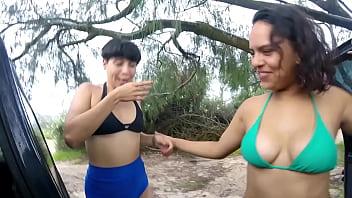 minha hermana transado com joy cardozo na chuva - joy cardozo - manas baez 5 min