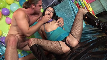 Slave MILF Is Fucked And Humiliated And Finally Pisses On Cock Who Fucked Her