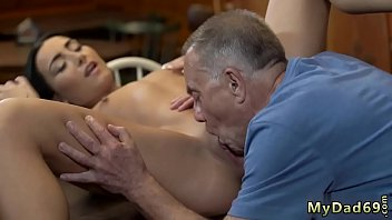Old man babe and young double footjob Of course, she was surprised,