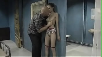 Old couple and young couple fuck 32 min