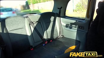 Fake Taxi Hairy wet French tight pussy penetrated by big cock thumbnail