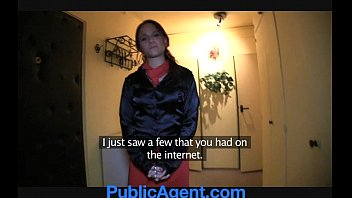 PublicAgent This sexy estate agent is a porn loving sex kitten. thumbnail
