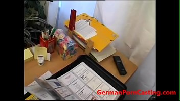 Hot German Blonde Slut - GermanPornCasting.com