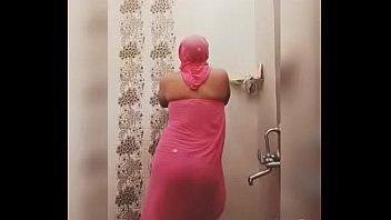 Hot Sissy nude in bathroom