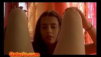 Diana Gomez  Ariadna Cabrol Desnuda y Follando en Escena Lesbica