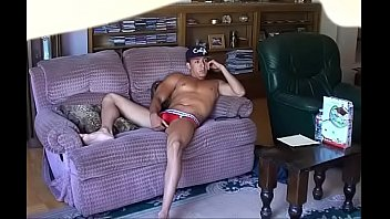 Hidden gay spy cam tube xxx Roommate catches his naked buddy on spycam