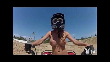 Naked girls driving cars - Hot girls driving 4wheelers naked