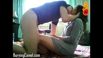 Cute amateur girl gets fucked on the floor   Burning Camel