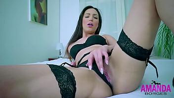 Amanda Borges - fiz uma surpresa para meu chefe casado e ele não resistiu - Frotinha Porn Star