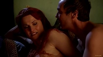 Naked spartacus pics - Lucy lawless - spartacus: s01 e10 2010