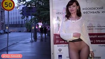 High heels pantyhose movie - Jeny smith -pantyhose episode