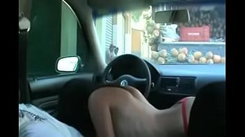 Latina hooker car sex