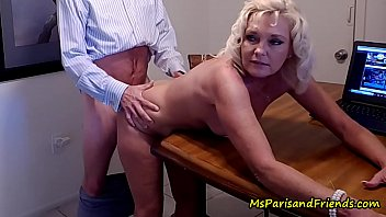 A Stripper MILF Knows How to Pay Off Debts