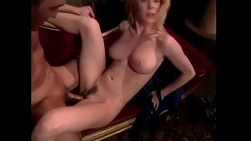 Experienced blonde with big boobsRay Veness knows that copulation with y. fellow is good for her healthy complexion