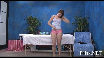 Oily sexy massage video Sexy 18 year old sexy bitch