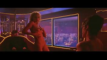 Elizabeth Berkley Fully Nude Lap Dance In Showgirls