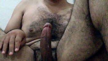 punheta com gozada gostosa/ Big pr&eacute_-cum