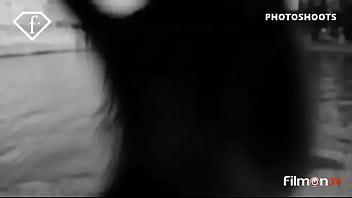 Fashion Tv - Anja Rubik - Photoshoot In Black And White (Filmontv Short)