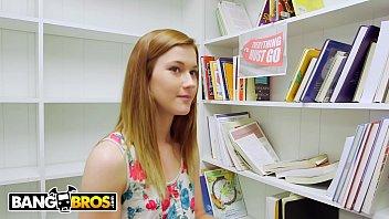 BANGBROS - Adorable Redhead Teen Alaina Dawson Wants To Learn Tantric Sex (POV) 12 min