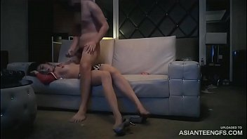 Asian model gets fucked after photoshoot