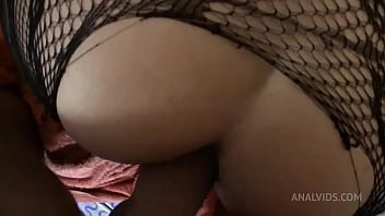 A fat cock for Queen Eugenia's gaping ass QE